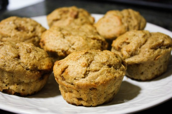 Spiced Muffins