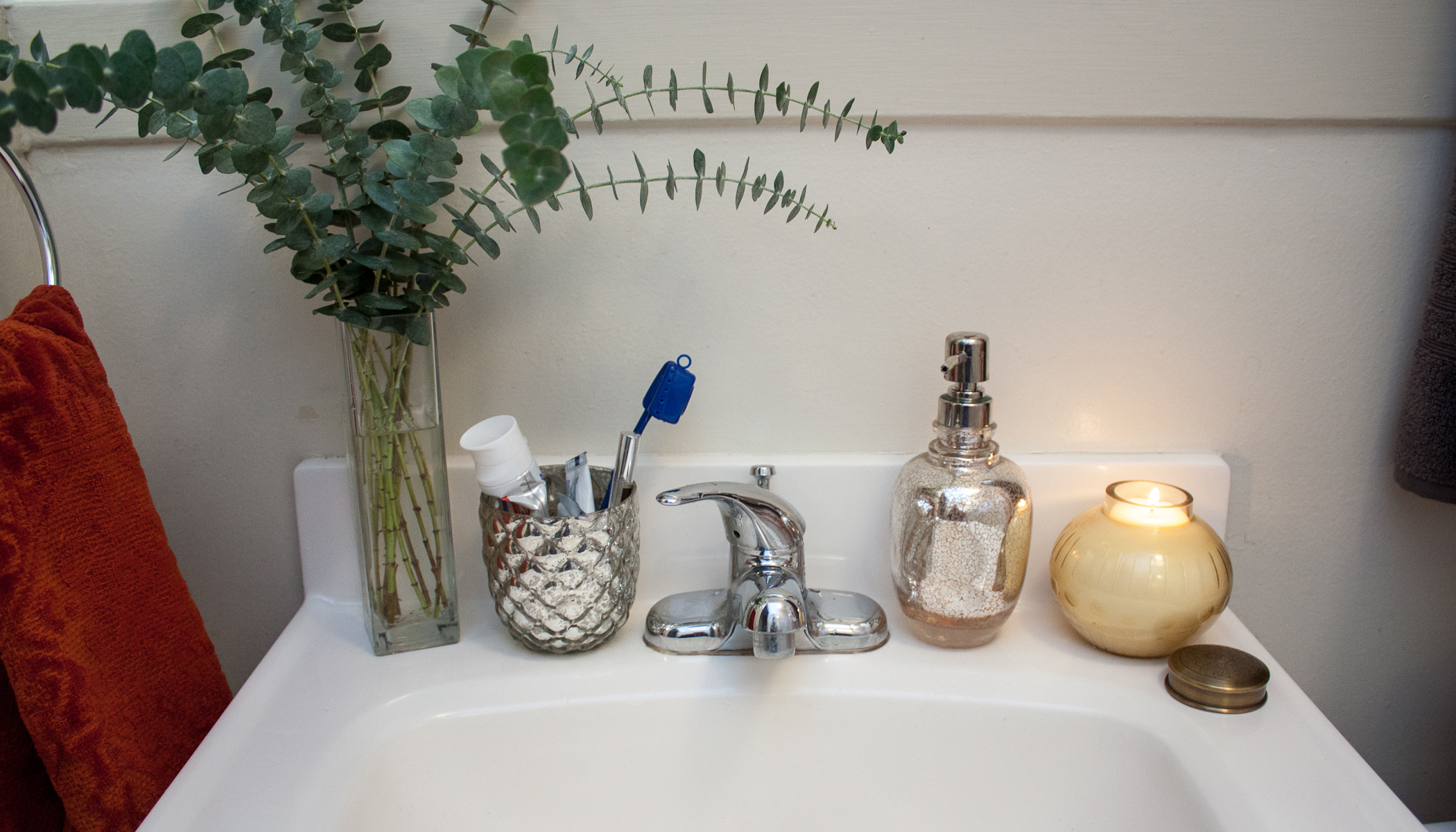 Home decor bathroom refresh for fall life style 365