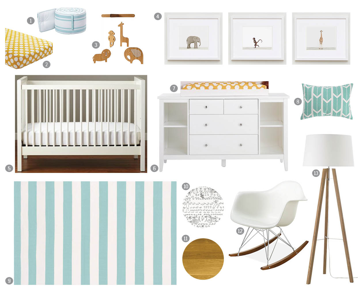 Home decor nursery room design life style 365 for Home decor 365