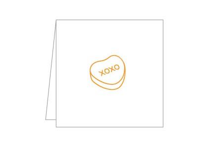 Yellow Notecard